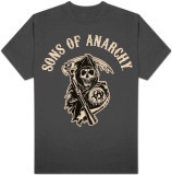 Sons of Anarchy - Logo Camiseta