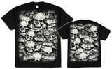Avenged Sevenfold - Skull Bats Vêtements