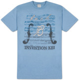 Bach - Invention XIII T-shirts