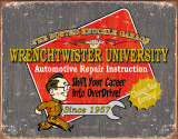 BKG - Wrenchtwister Tin Sign