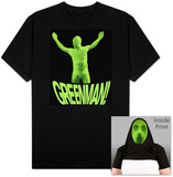 It&#39;s Always Sunny in Philadelphia - Greenman Face T-shirts