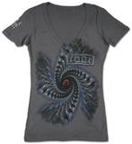 Juniors: Tool - Spiral Tshirts