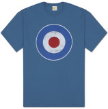 Distressed Mod Target Shirts