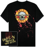 Guns N Roses - Bleeding logo V&#234;tements