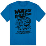 30 Rock - Werwolf Bar Mitzvah T-shirts