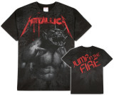 Metallica - Jump in the Fire T-shirts