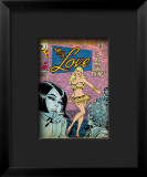 Marvel Comics Retro: My Love Comic Book Cover 2, Crying and Dancing Framed Giclee Print