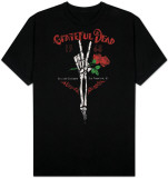 Greatful Dead - Skeleton Hand Camiseta