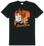 Bruce Lee - Kicking Ass! T-shirts