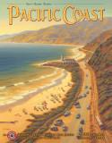 Erickson - Pacific Coast Plakietka emaliowana