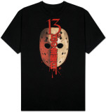Friday the 13th - Japanese T-shirts