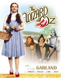 Wizard of OZ Dorothy w/ Toto Tin Sign
