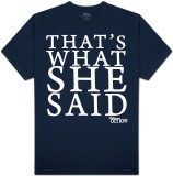 The Office - She Said It T-Shirt