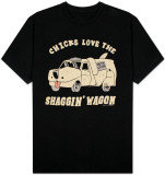 Dumb and Dumber - Shaggin Wagon T-shirts