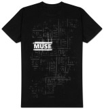 Muse - Logo Repeat Tričko