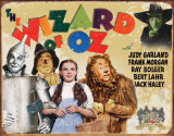 Wizard of OZ - 70th Anniversary Tin Sign
