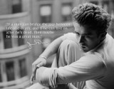 James Dean - Great Man Blikskilt