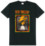 Bad Brains - Distressed Capital T-shirts