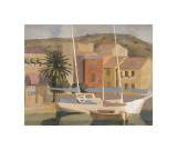 Antibes Giclee Print by William Buffett