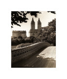 Central Park Bridges I Giclee Print by Christopher Bliss