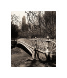Central Park Bridges II Impresso gicle por Christopher Bliss