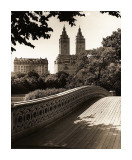 Central Park Bridges I Giclée-tryk af Christopher Bliss
