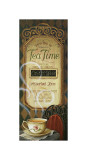 Tea time Menu Giclee Print by Lisa Audit
