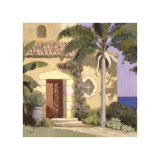 Calle Ensenada Giclee Print by William Buffett