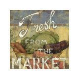 From the Market IV Giclee Print by Daphne Brissonnet