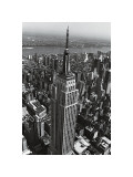 Empire State Building Giclée-tryk af Christopher Bliss