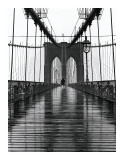 Ponte do Brooklyn, Nova York Impressão giclée por Christopher Bliss