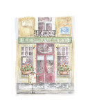 La Taverne Giclee Print by Jane Claire