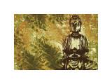 Zen Garden Giclee Print by Erin Clark