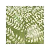 Forest Leaves Giclée-tryk af Erin Clark