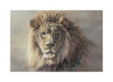 His Majesty Giclee Print by Kalon Baughan