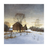 Breaking Light Giclee Print by Ray Hendershot
