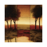 Landscape, 1/4/6 Giclee Print by Greg Edmonson