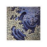 Masculine Wave (detail) Giclee Print by Katsushika Hokusai