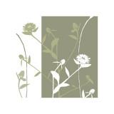 Vilde blomster Giclée-tryk af Erin Clark