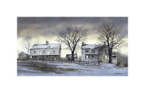End of the Day Giclee Print by Ray Hendershot