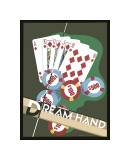 Dream Hand Giclee Print by Brian James