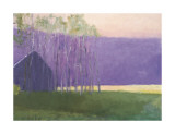Barn in a Soft Light, 2002 Giclee Print by Wolf Kahn