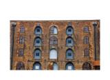 Brooklyn Warehouse Giclée-tryk af Erin Clark