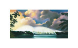 Tropical Dream Giclee Print by Wade Koniakowsky