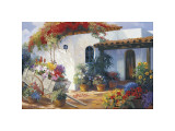 Honeymoon Casita Giclee Print by  Hawley