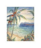 Tropical Breeze I Giclee Print by Alexa Kelemen