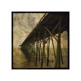 Ocean Pier No. 1 Giclee Print by John Golden