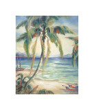 Tropical Breeze II Giclee Print by Alexa Kelemen
