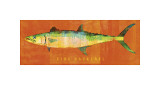 King Mackerel Giclee Print by John Golden