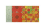 Flowers and Dots, no. 1 Giclee Print by Bill Mead